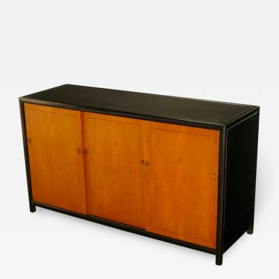 Michael Taylor Michael Taylor for Baker New World Mahogany Cabinet USA c 1950s