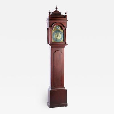 Lebbeus Dodd Tall Case Clock by Lebbeus Dodd circa 1760 1765
