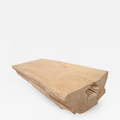 Andrianna Shamaris ST BARTS ORGANIC TEAK COFFEE TABLE