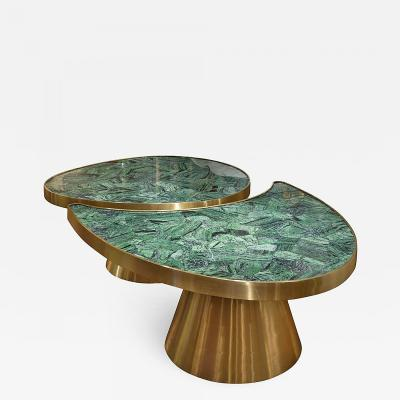 Studio Glustin Jadeite Stone coffee table