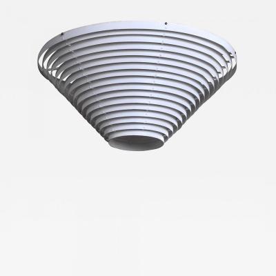 Alvar Aalto Alvar Aalto A622 Ceiling Light Rare First Valaistusty Edition