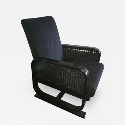 SS Corona Ships Nautical Lounge Chair