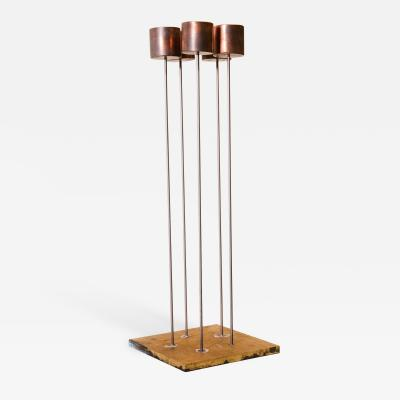 Val Bertoia 23 Sound Sculpture