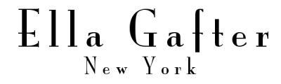 Ella Gafter NY