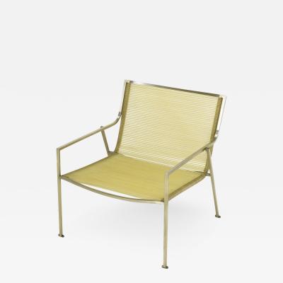 Pair Giandomenico Belotti 1922 2004 Spaghetti Lounge Chairs c 1960s