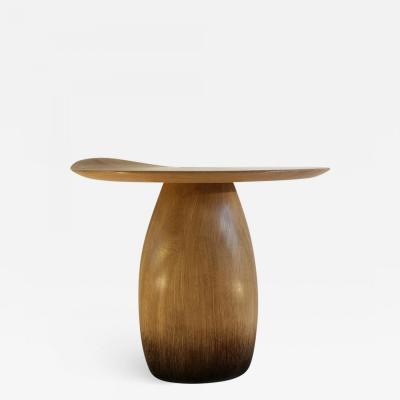 Hoon Moreau ENCHANTEE ELLIPSE Wood Side Table