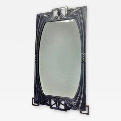 WMF Rare Design WMF Jugendstil Mirror c 1905