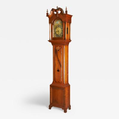 Godfrey Lenhart Tall Case Clock by Godfrey Lenhart York Town circa 1777
