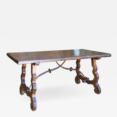 Spanish Catalan Table circa 1870