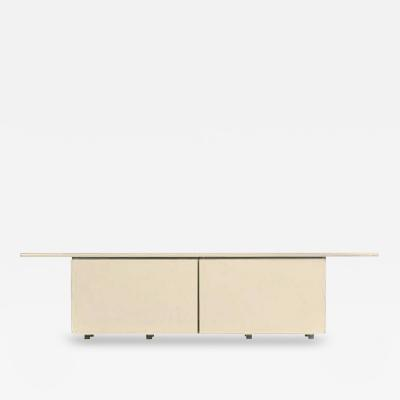 Large Italian Lacquered Credenza by Acerbis