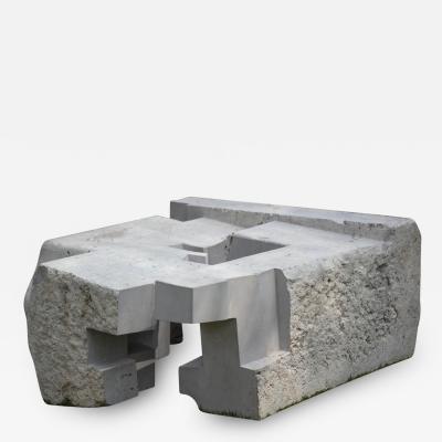 Jorge Y zpik Marble Seat Bench II