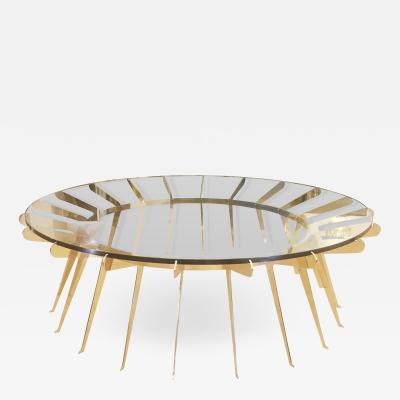 Gaspare Asaro Solare Coffee Table by Gaspare Asaro for formA