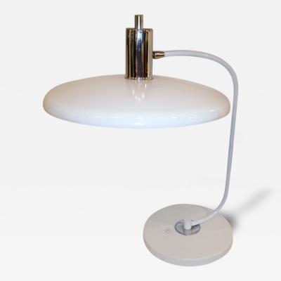 Christian Dell 1940s Architectural Desk Lamp