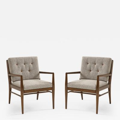 T H Robsjohn Gibbings T H Robsjohn Gibbings Club Chairs