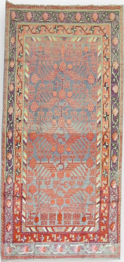 Antique Khotan Rug rug no 9584