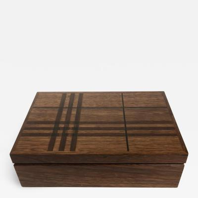 Burberry Linley for Burberry Marquetry Box