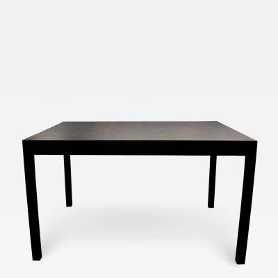 Dieter Waeckerlin 1960s Swiss Wenge Dining Table by Dieter Waeckerlin