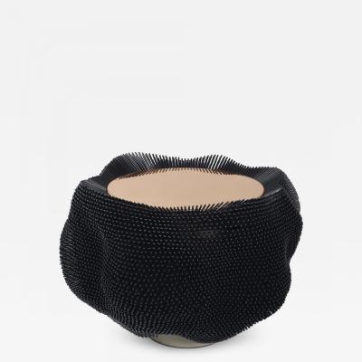 Pia Maria Raeder Sea Anemone Black Coffee and Side Table