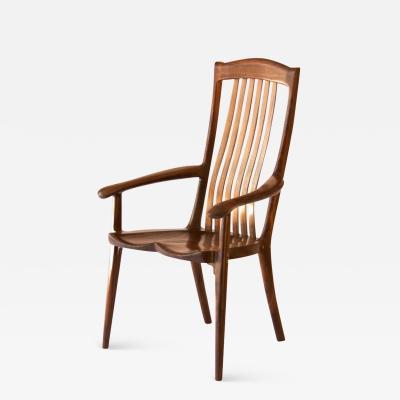 Erickson Woodworking South Yuba Arm Chair
