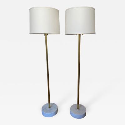 Pair of Nessen Floor Lamps