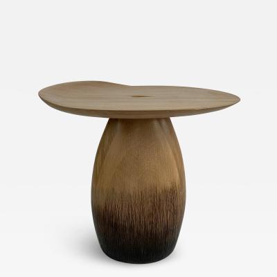 Hoon Moreau ENCHANTEE ELLIPSE Wood Side Table