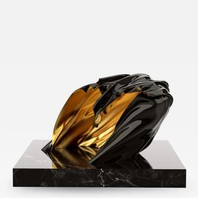 Visio Externa Fine Art Painted Sculpture