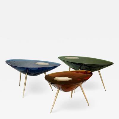 Studio Manda Avocado Occasional Table by Studio Manda