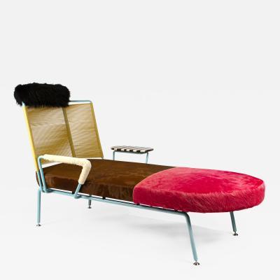 Jonathan Trayte Custard Ma Ma Chaise Lounge by Jonathan Trayte