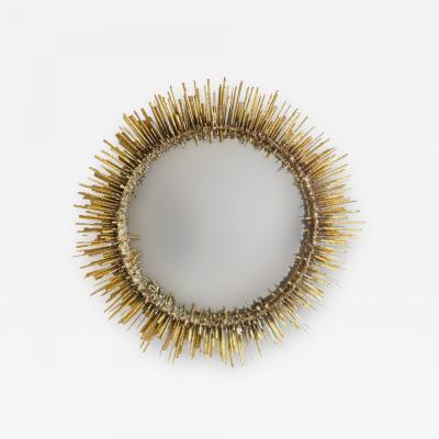 James Anthony Bearden The Urchin Wall Mirror by James Bearden