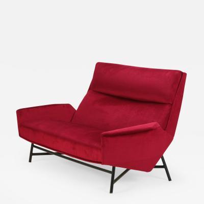 Claude Vassal Claude Vassal Living Room Set Claude Delor 50 s Velour