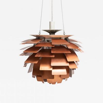 Poul Henningsen Artichoke Ceiling Lamp Produced by Louis Poulsen