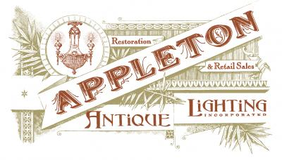 Appleton Antique Lighting, Inc.