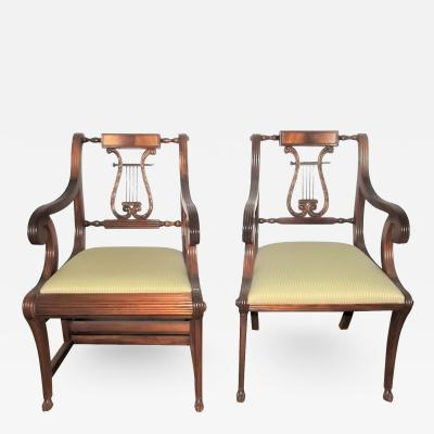 Early 19th Century English Regency Side Chairs