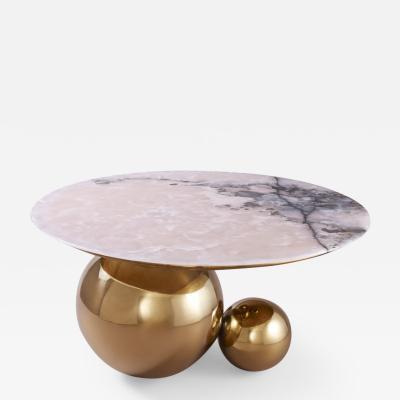 Studio MVW JinShi Pink Jade Coffee Table