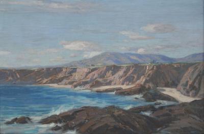 Carl Oscar Borg California Coastal