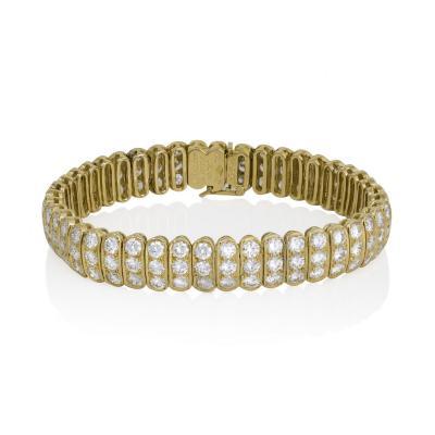 Van Cleef Arpels Van Cleef Arpels diamond bracelet