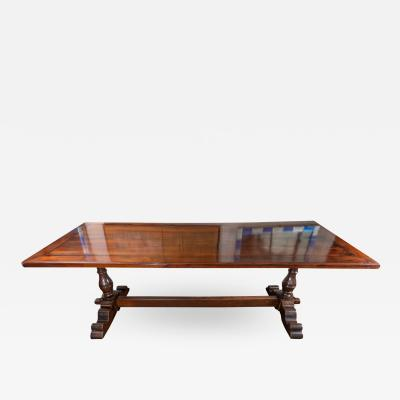 17th Century Italian Walnut Refectory Table