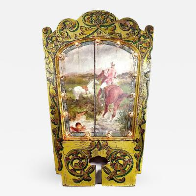 1800s Carousel Centre Panel