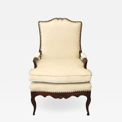 18th C REGENCE ARMCHAIR