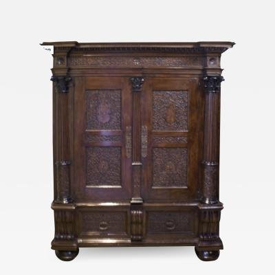 18th Century Baroque Cabinet