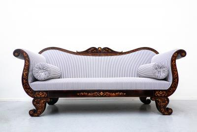 18th Century Charles X Sofa France