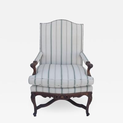 18th Century French Regence Armchair