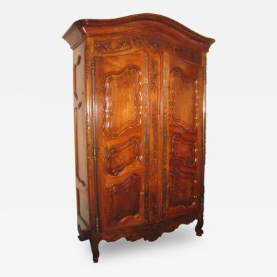 18th Century French Wedding Armoire