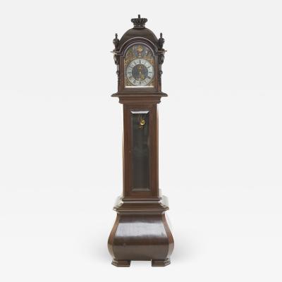 18th Century German Grandfather Clock