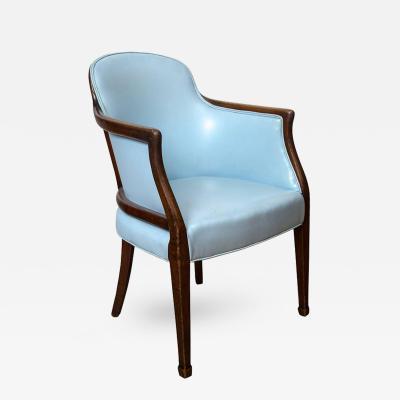 18th Century Hepplewhite Tub Chair