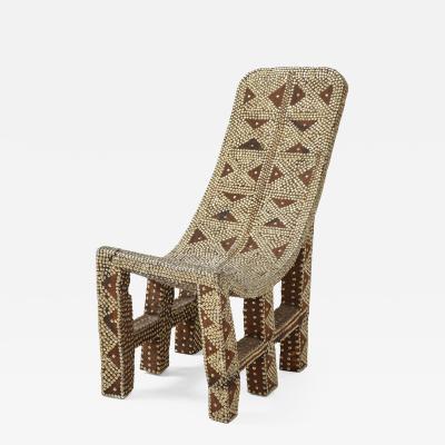 18th Century Italian Studded Chair