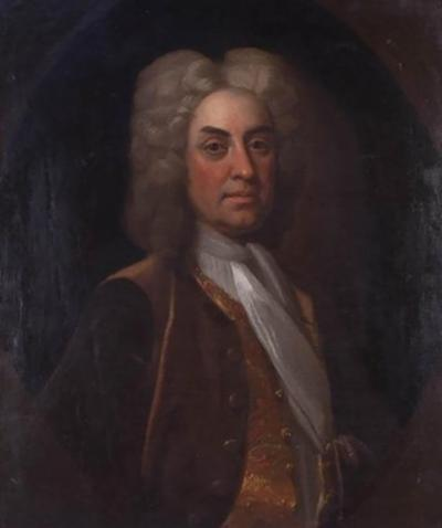18th Century Portrait of an English Nobleman