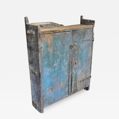18th Century Primitive Portuguese Cupboard