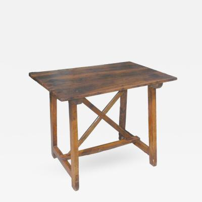 18th Century Tuscan Occasional Table