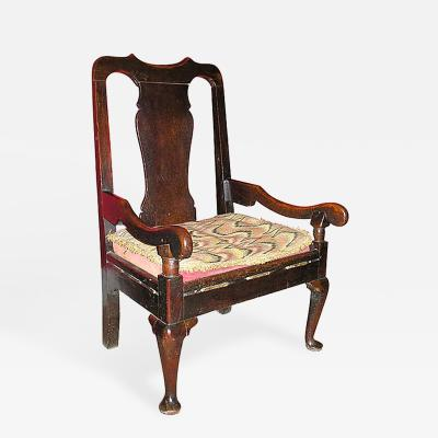 18th c Scottish Lambing Chair